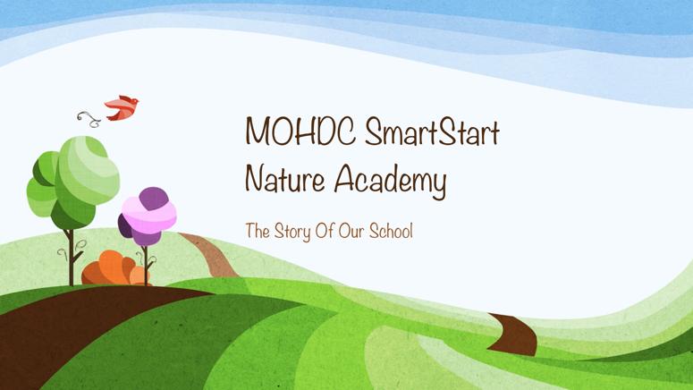 MOHDC SmartStart Promotional Presentation