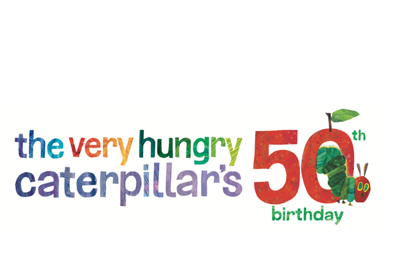 The Very Hungry Caterpillar Turned 50 Years Old!