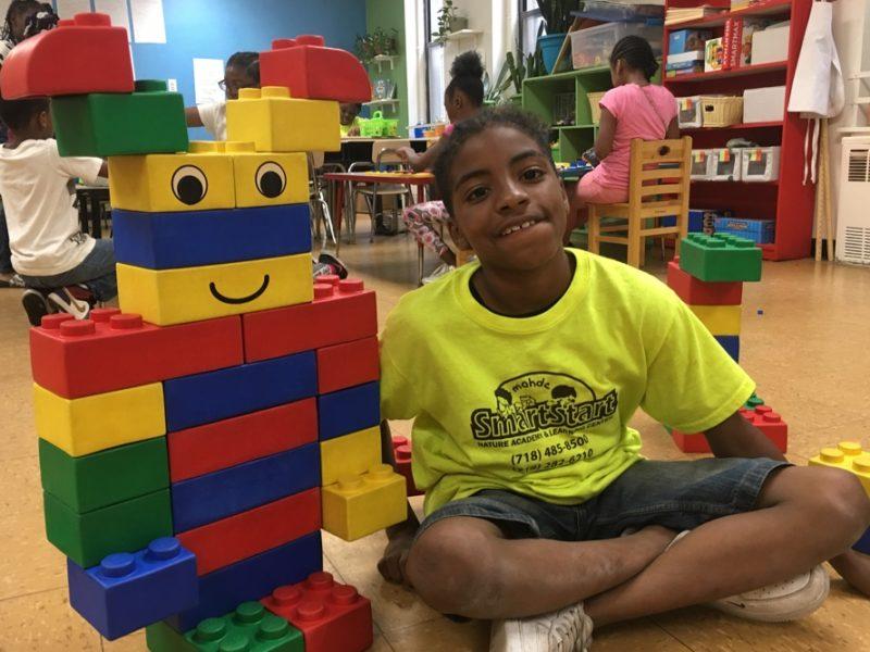 Jumbo Lego Robot