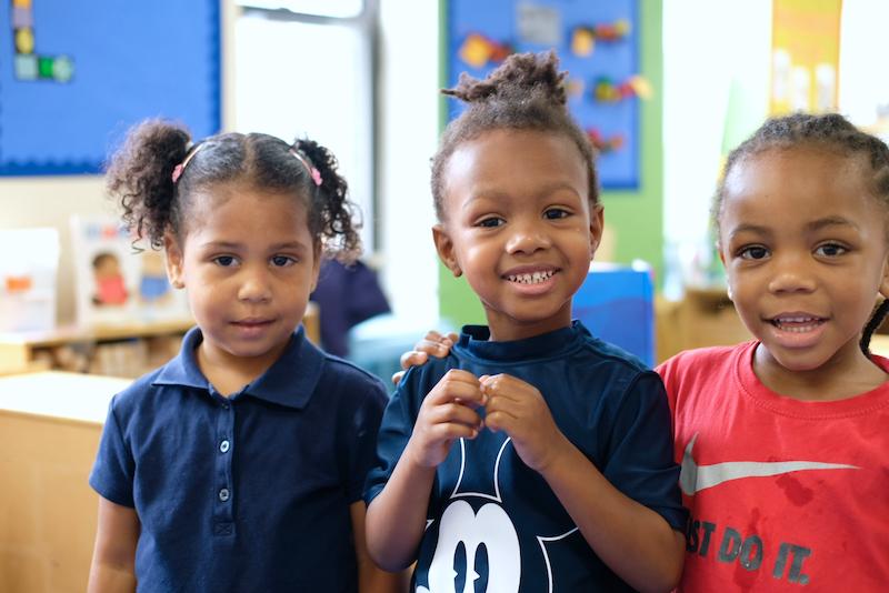 Lasting Friendships Begin at School