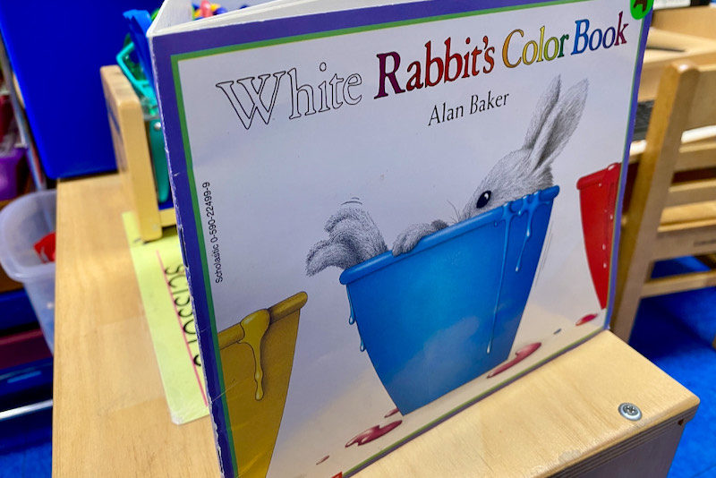 Pre-K Make and Share Projects