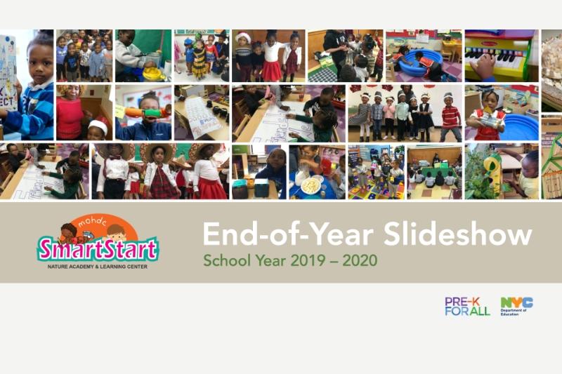 SmartStart End of Year Slideshow 2019 – 2020